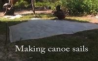 Making_canoe_sails