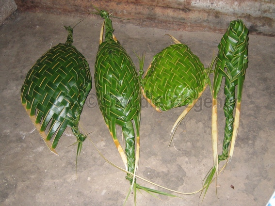 Four types of basket